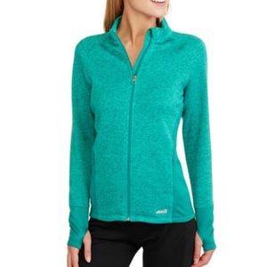 Avia Women's Active Sweater Fleece Jacket